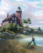 Sambataro - Eagle Harbor Light