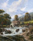 N. Mirkovich - The Old Stone Mill