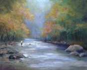 Greg Cartmell - Autumn On The River