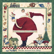 Sandi Gore Evans - Tis The Season To Be Jolly