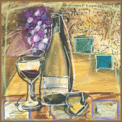 Tanya M. Fischer - Wine And Cheese II