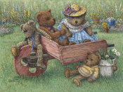 Janet Kruskamp - Amy's Bears