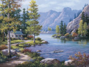 Sung Kim - Lakeside Lodge