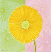 Dona Turner - Yellow Daisy