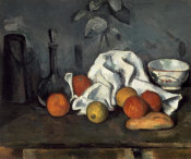 Paul Cezanne - Fruits