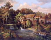 Klaus Strubel - The Old Mill