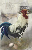 Alma Lee - Checkered Past Rooster