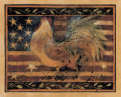 Susan Winget - Old Glory Rooster