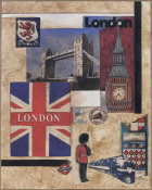 Susan Osborne - London Collage