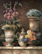 James Lee - Victorian Blossoms I