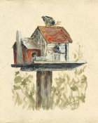 Sylvan Lake Collections - Birdhouse Collection I