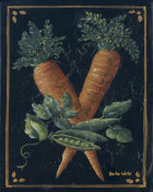 Sylvan Lake Collections - Vegetable On Black II