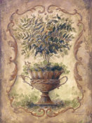 Sylvan Lake Collections - Topiary In Urn I
