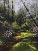 Lene Alston Casey - Spring Woods