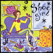 Jennifer Brinley - Shoe Girl
