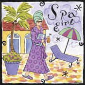 Jennifer Brinley - Spa Girl