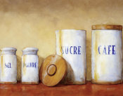 Simon Parr - Kitchen Canisters