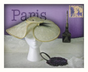 Judy Mandolf - Paris Hat