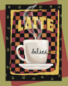 Betty Whiteaker - Latte Delicieux