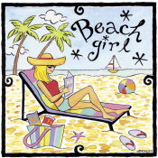 Jennifer Brinley - Beach Girl II