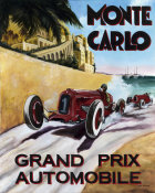 Chris Flanagan - Monte Carlo Grand Prix