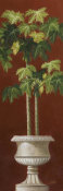 Welby - Potted Palm Red I