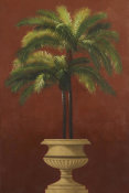 Welby - Potted Palm Red III