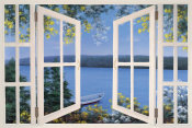 Diane Romanello - Island Time with Window