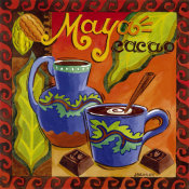 Jennifer Brinley - Mayan Chocolate