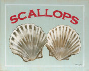 Catherine Jones - Scallops