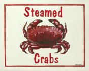 Catherine Jones - Steamed Crabs