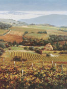 Seung Koo Ahn - Golden Vineyard I