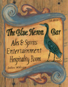 Grace Pullen - The Blue Heron Bar