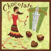Jennifer Brinley - Spanish Chocolate