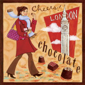 Jennifer Brinley - English Chocolate