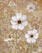 Lisa Ven Vertloh - Lace Flowers I