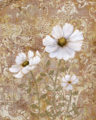 Lisa Ven Vertloh - Lace Flowers II