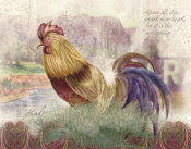 Alma Lee - Blue Tail Rooster