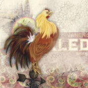 Alma Lee - Morning Rooster