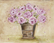 Antonette Bowman - Classic Pink Roses