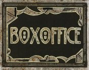 Catherine Jones - Box Office