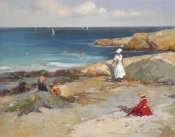 H Finan - By The Seashore