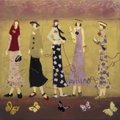 Genevieve Pfeiffer - A Walk In Spring