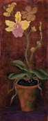 Lisa Ven Vertloh - Orchid Panel I