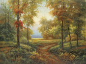 Lazzara - Early Autumn Path