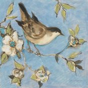 Susan Winget - Native Finch I