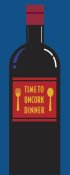 Chris Reed - Time To Uncork Dinner