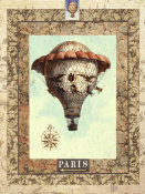 Miles Graff - Vintage Hot Air Balloon II