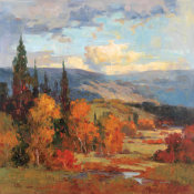 K Park - Autumn Mountains
