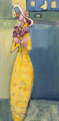 Genevieve Pfeiffer - Women Who Love Flowers I